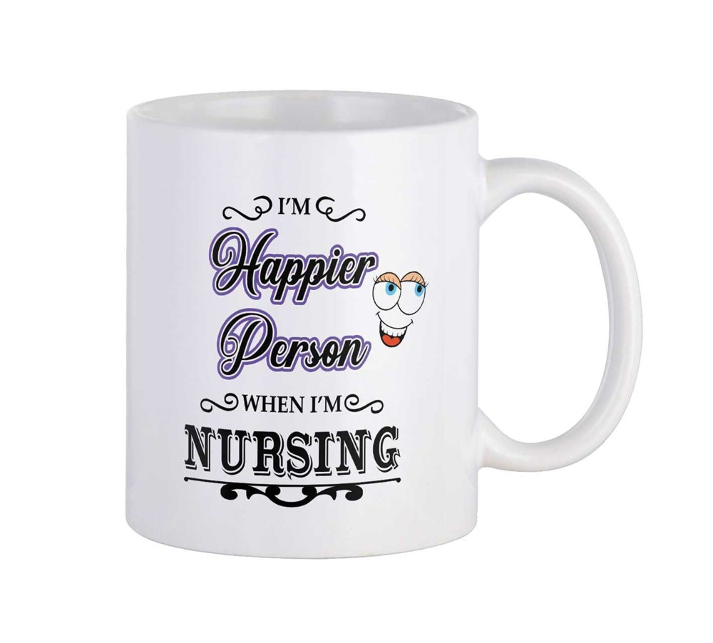 Happier person when Nursing