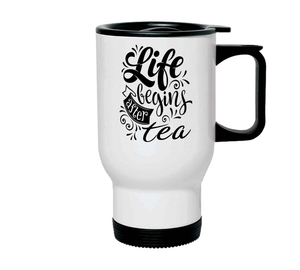 Life begins after tea