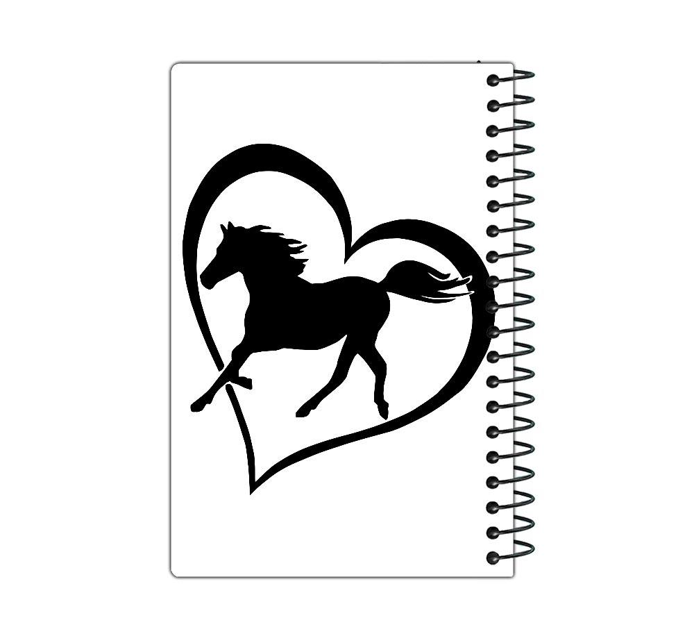 Horse In Heart