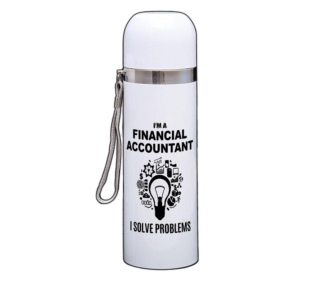 I'm A Financial Accountant