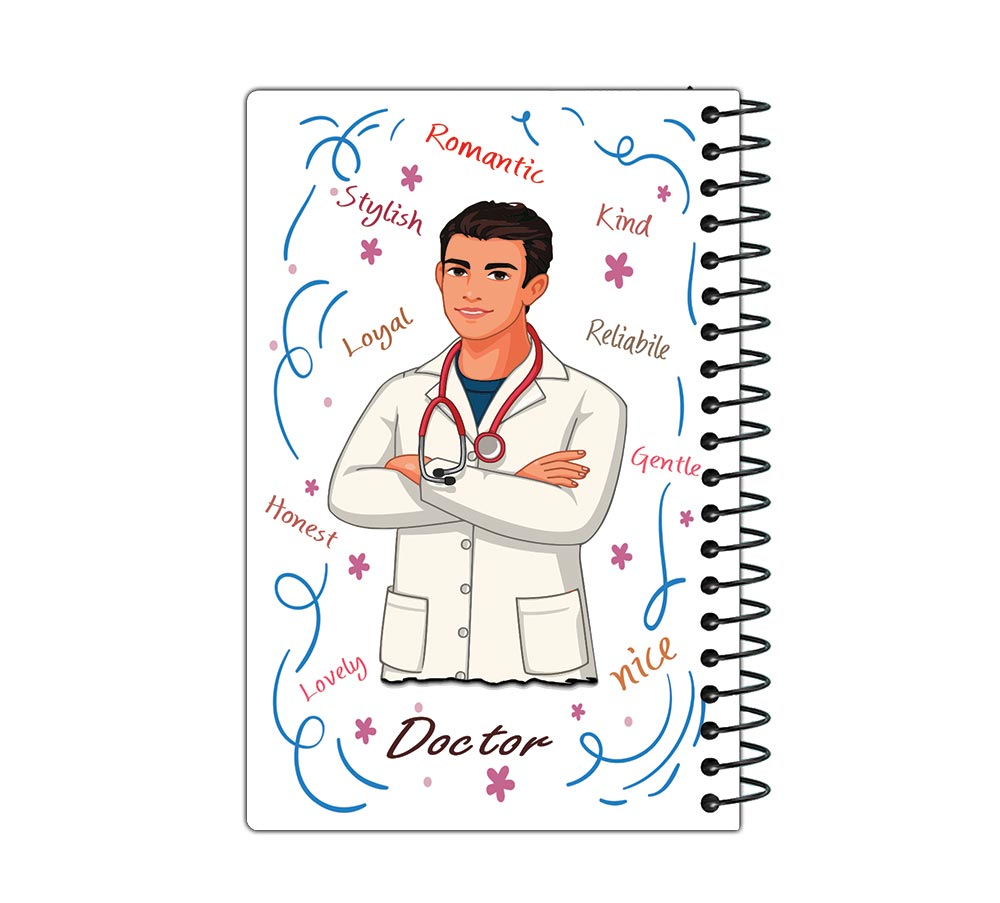 Gentle Male Doctor