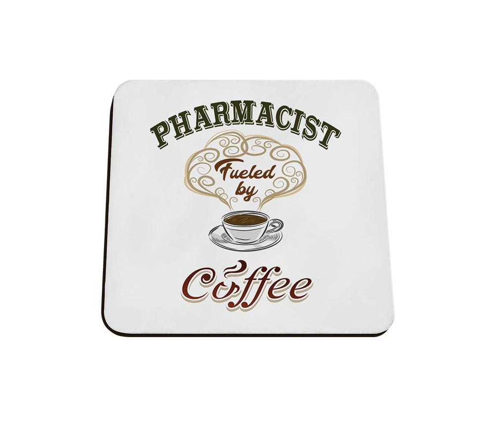 Pharmacist Fueled By Coffee