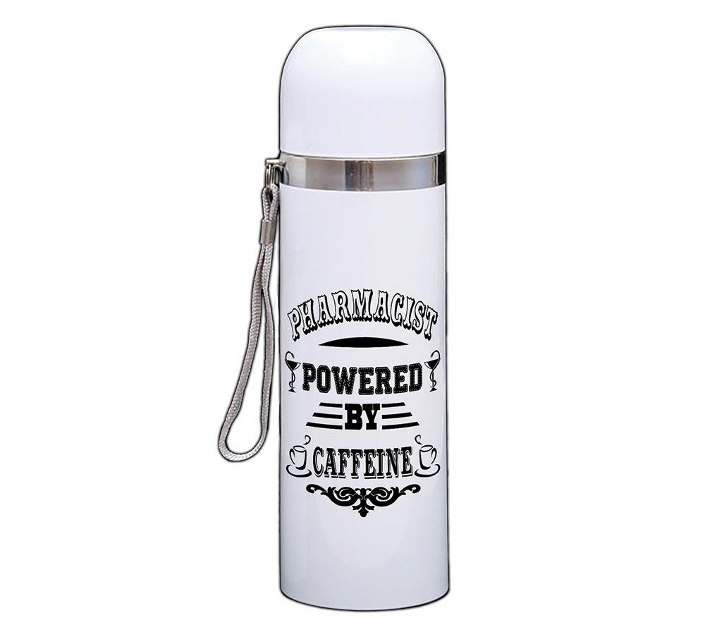 Pharmacist Powered By Caffeine