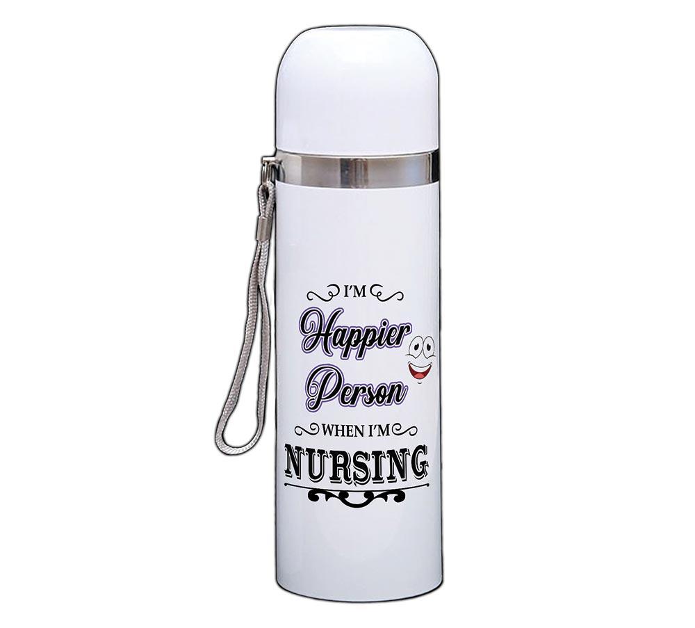 Happier Person When Nursing