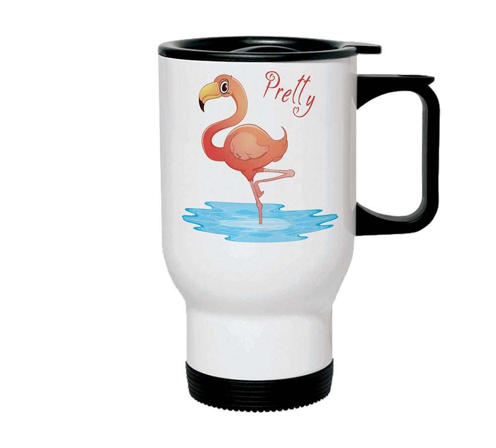 Pretty Flamingo