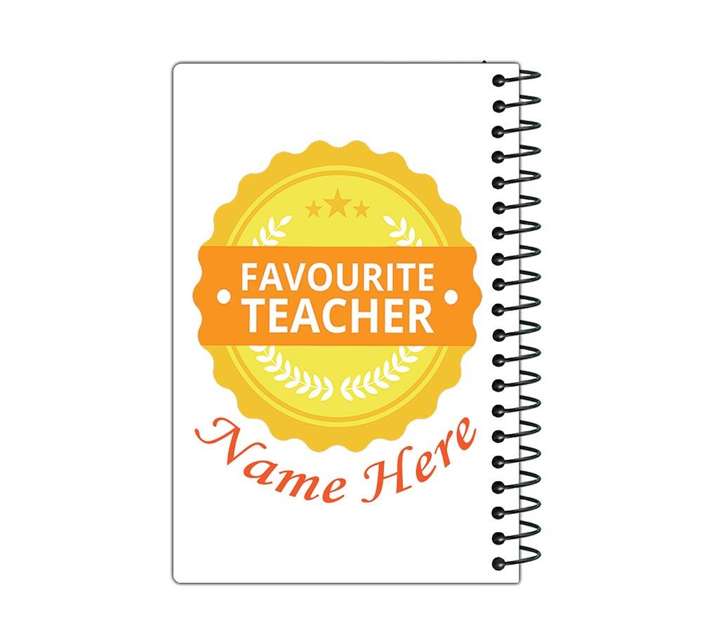 Favourite Best Teacher