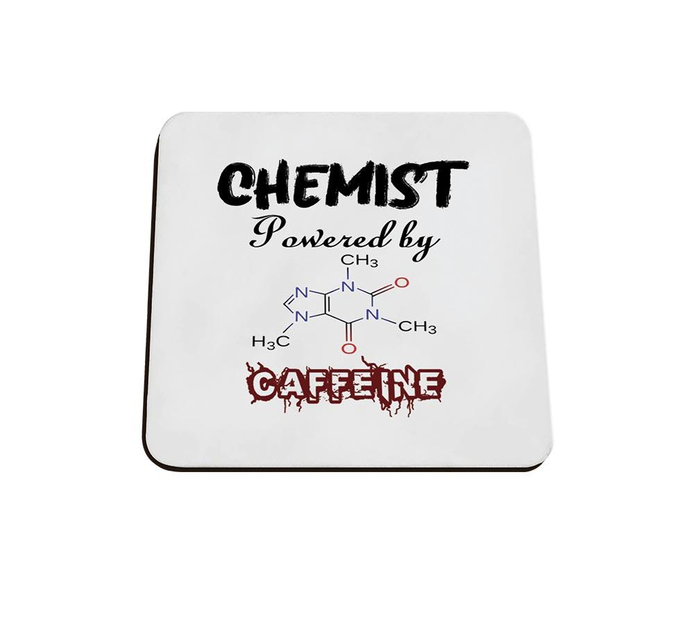 Chemist Powered By Caffeine