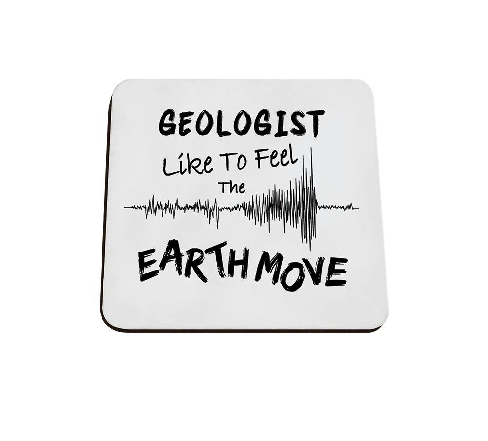 Geologist Like Earth Move