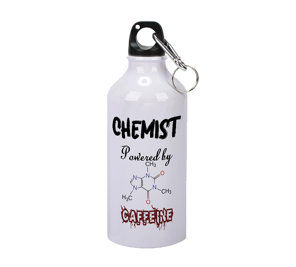Chemist Powered By Caffeine
